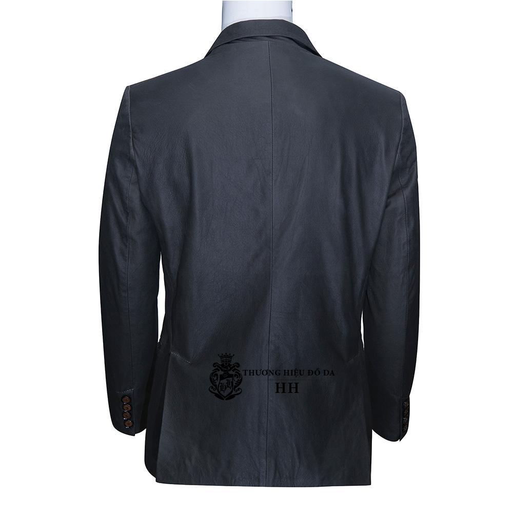 áo vest da cừu cao cấp